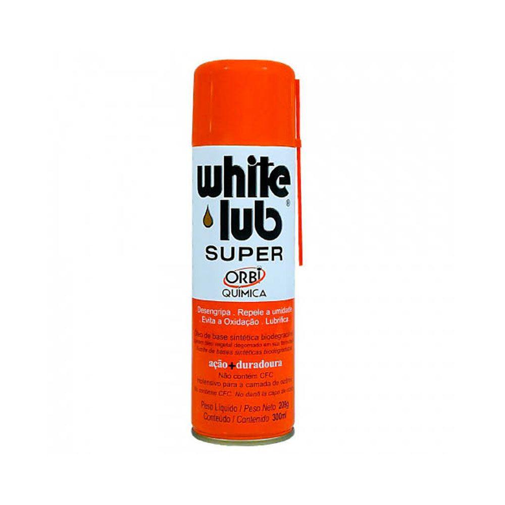 DESENGRIPANTE WHITE LUB AEROSOL 300ML/209G