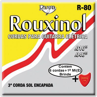 ENC GUITARRA 010 LEVE R80 NIG ROUXINOL