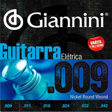 ENC GUITARRA HIBRIDA 009 GEEGSTH9 GIANNINI