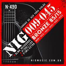 ENC VIOLAO N490 NIG ROUXINOL