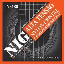 ENC VIOLAO NIG N480 NIG