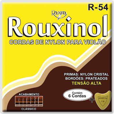 ENC VIOLAO NYLON - ALTA TENSAO R54 ROUXINOL