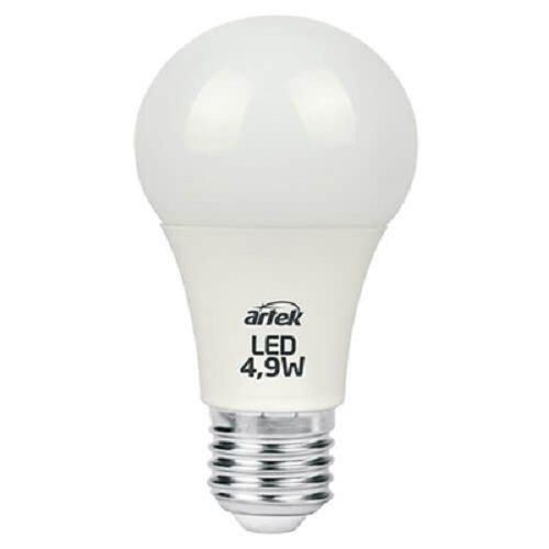 LÂMPADA LED BULBO 4.9W 100V-240V 4343 ARTEK
