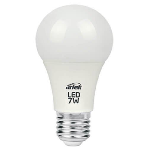 LÂMPADA LED BULBO 7W 100V-240V 4345 ARTEK