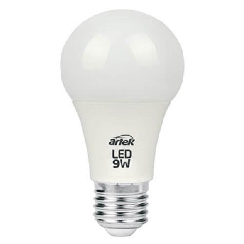 LÂMPADA LED BULBO 9W 100V-240V 4348 ARTEK