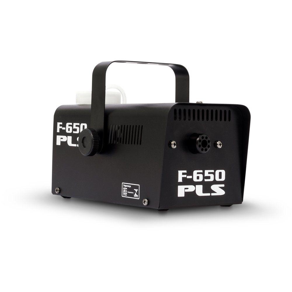 MAQUINA DE FUMAÇA 400W PLS F650 PRO SHOWS