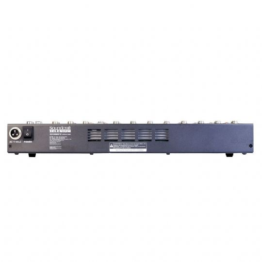MESA DE SOM 12 CANAIS C/EFEITO UBS SX1202FX SOUNDCRAFT