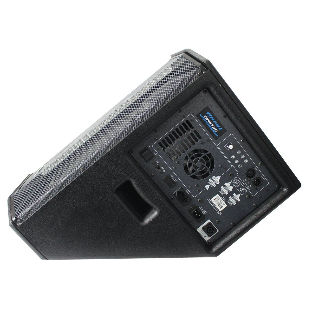 MONITOR ATIVO 200W RMS PTO OPM-735 ONEAL