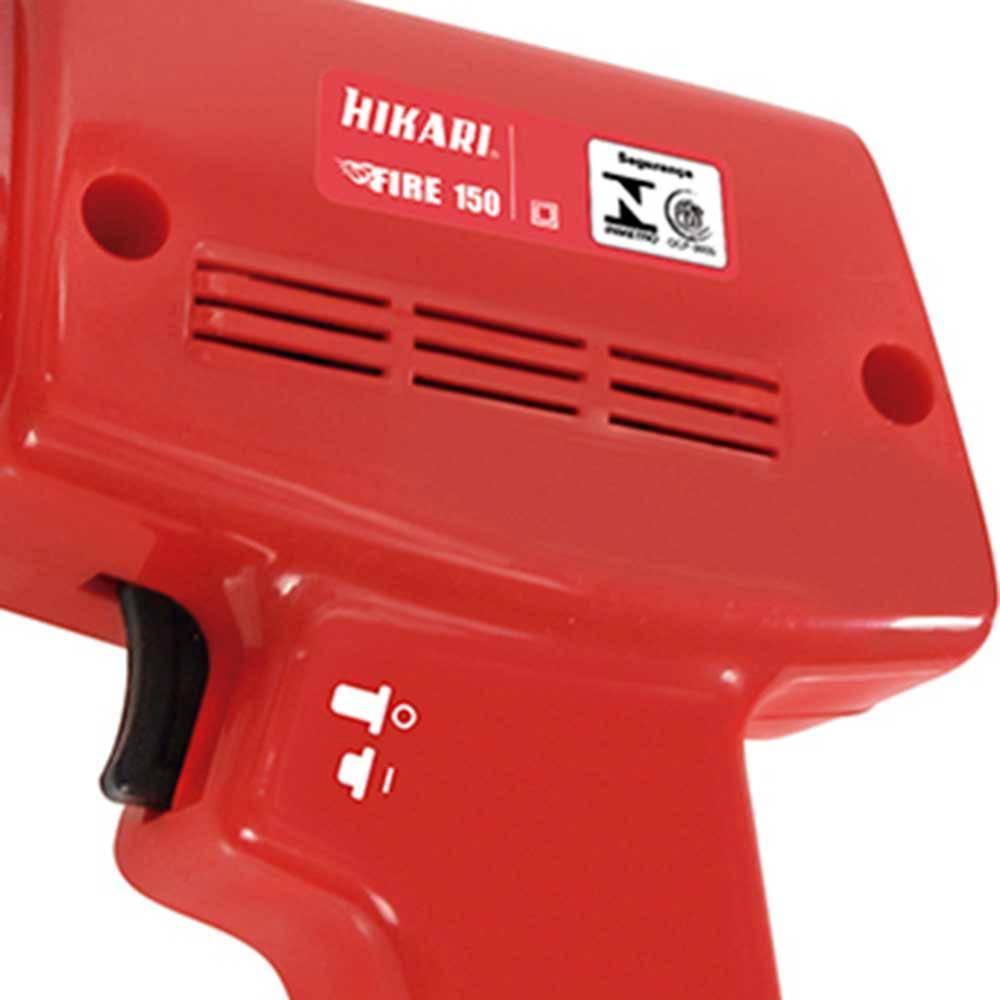 PISTOLA DE SOLDA 21K028 FIRE 150 HIKARI