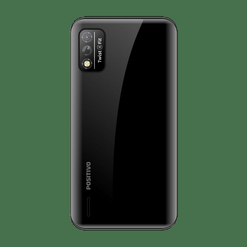 SMARTPHONE TWIST 4 FIT 32GB DUAL CHIP PRETO S509N POSITIVO