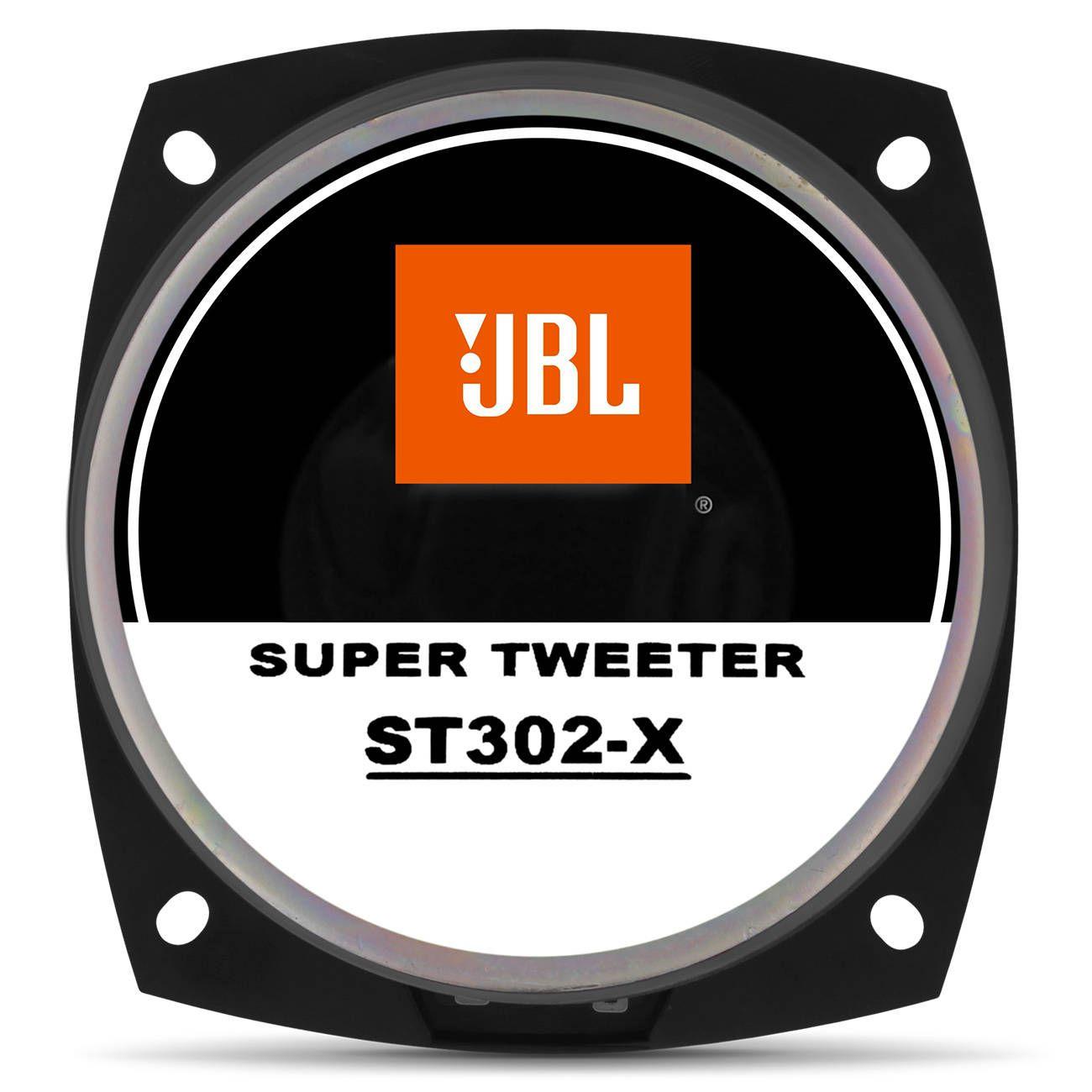 SUPER TWEETER 125W RMS ST302-X