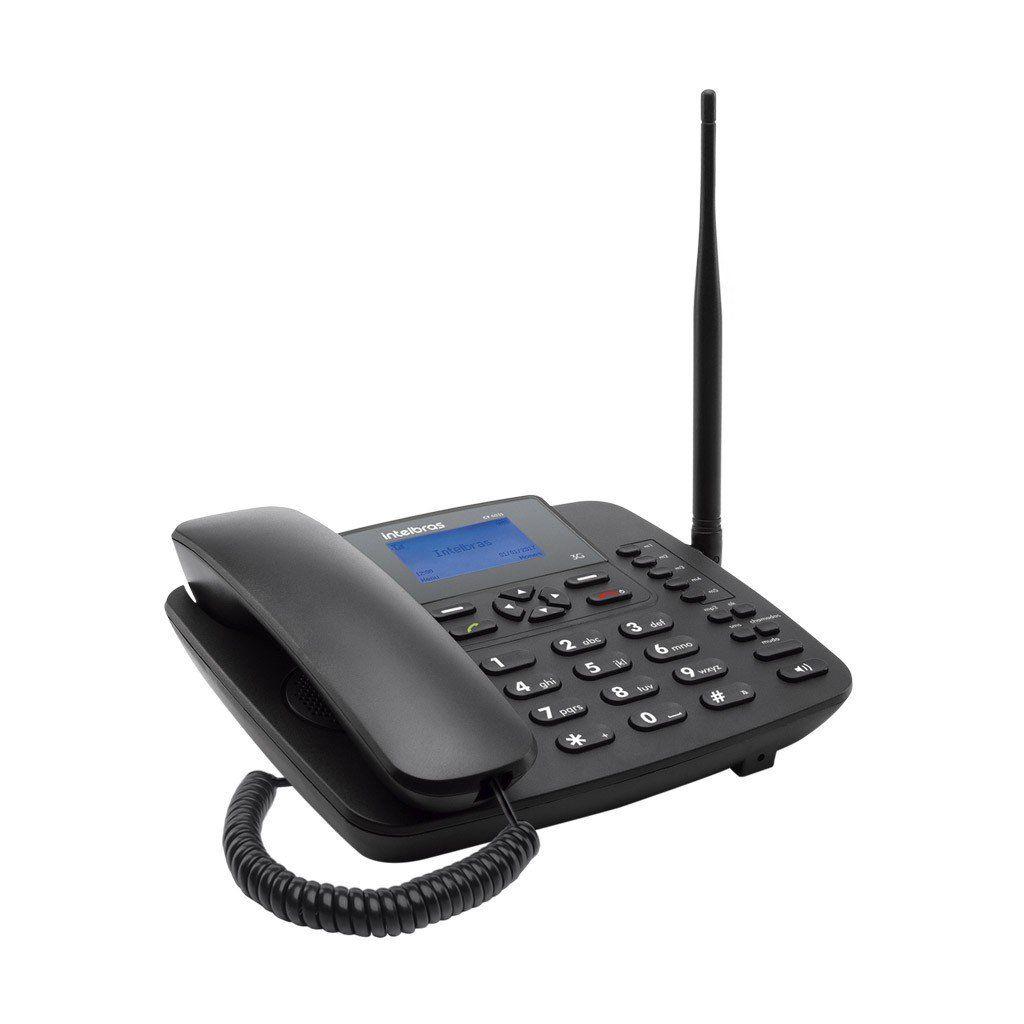 TELEFONE CELULAR DE MESA 3G PTO CF6031