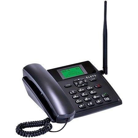 TELEFONE CELULAR DE MESA DUALCHIP ELSYS EPFS11