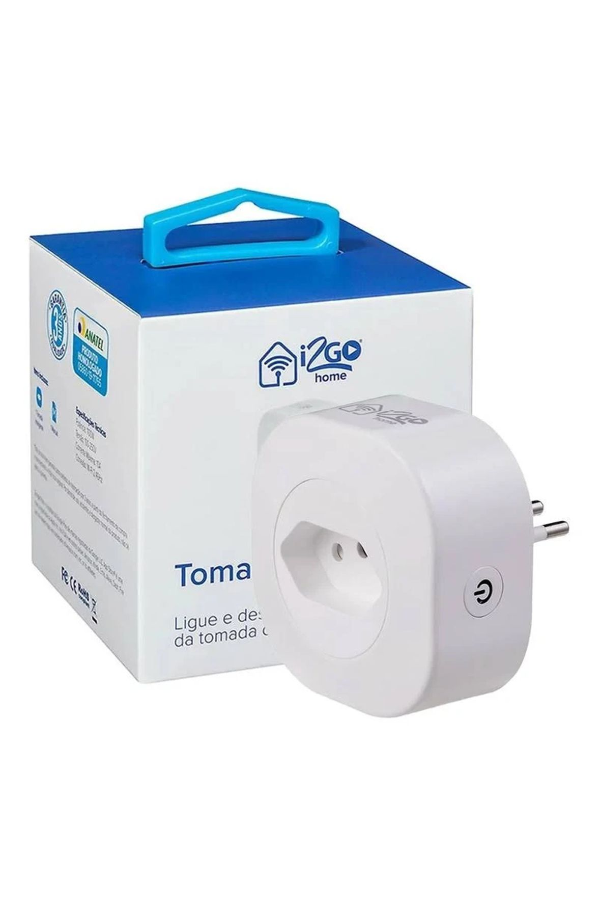 TOMADA INTELIGENTE SMART 12GWAL034 I2GO HOME