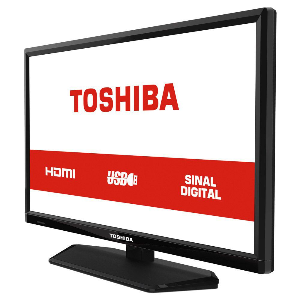 TV LED 24 HD TOSHIBA 24''