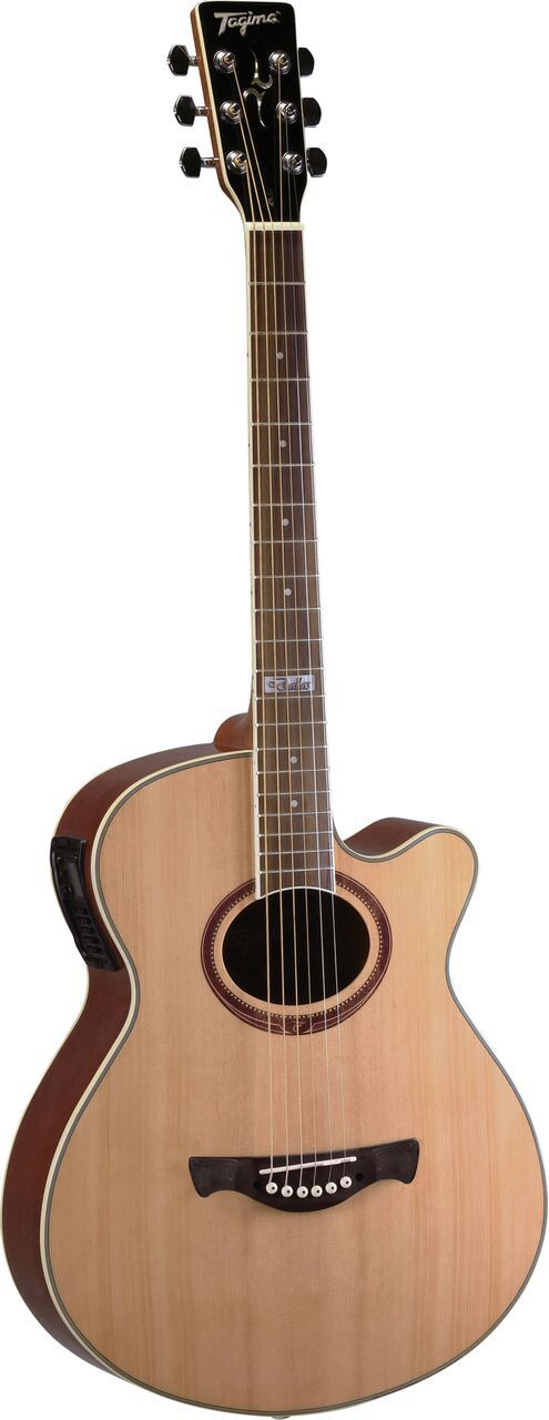 VIOLAO ACO TUNER NATURAL SATIN DALLAS T NS TAGIMA