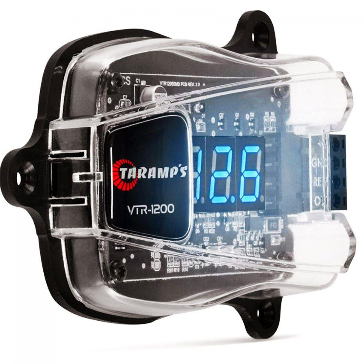 VOLTÍMETRO DIGITAL VTR-1200 TARAMP'S