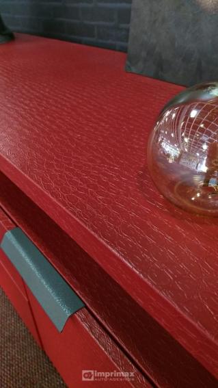 Adesivo Imprimax Gold Couros Vermelho, Marrom ou Preto
