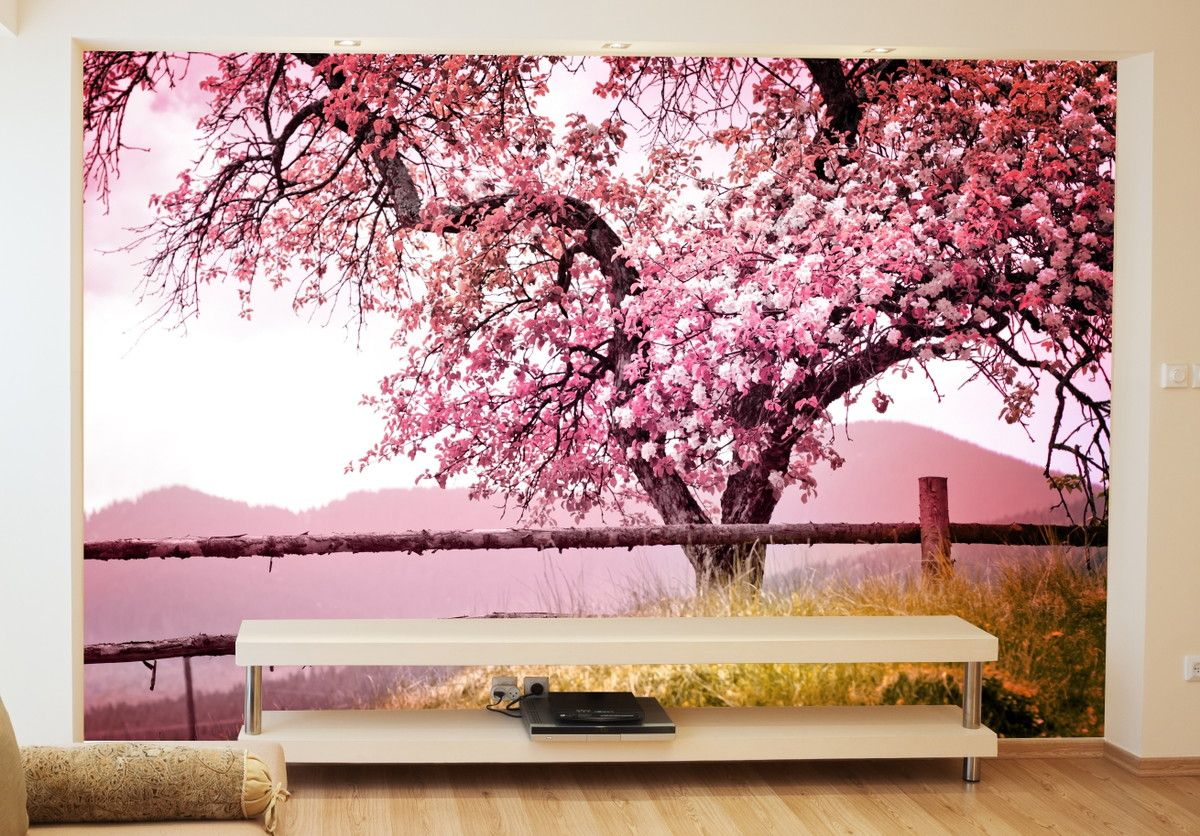 Mural de Parede Árvore 4229DB