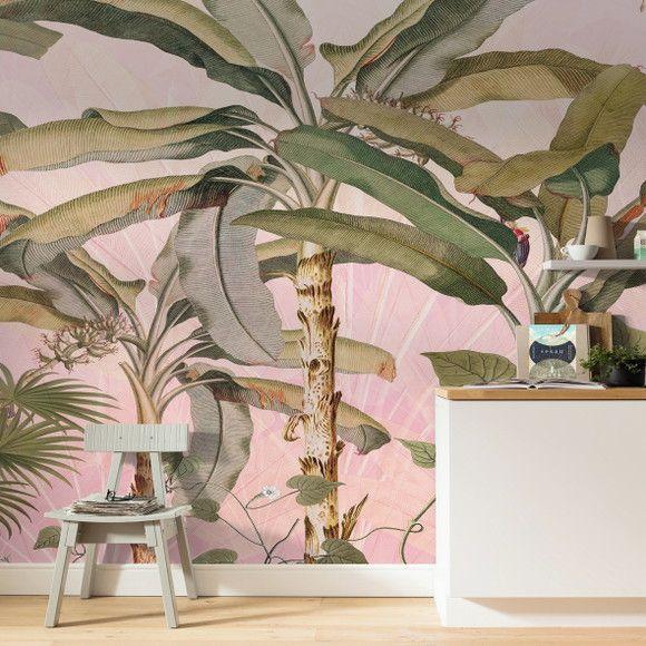 Mural de Parede Bananeiras 11048D6