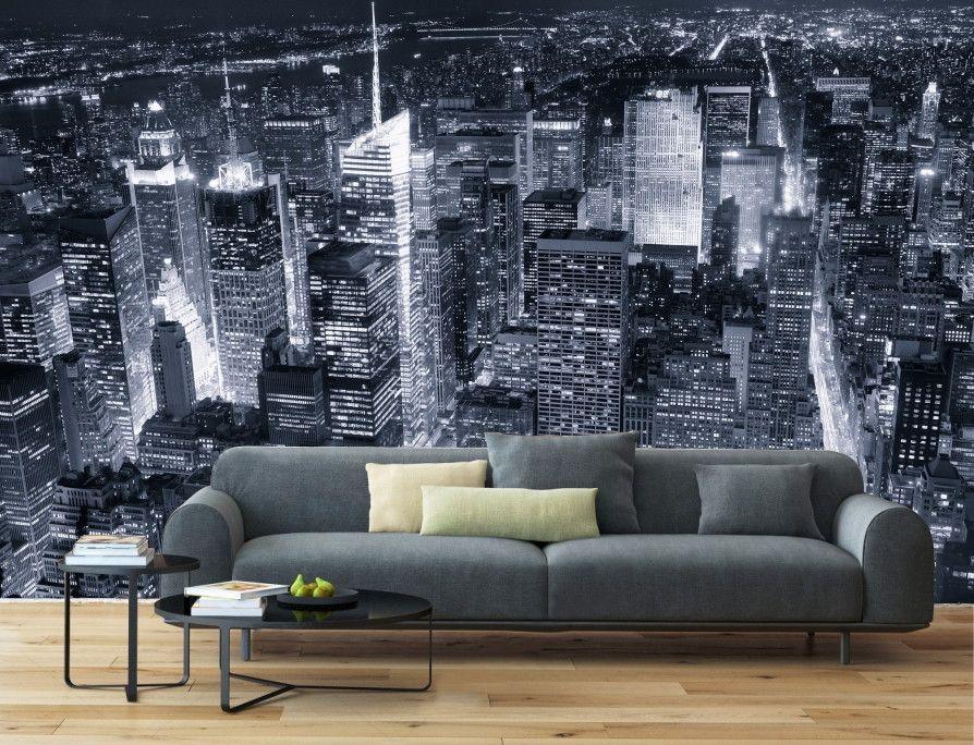 Mural de Parede Cidades 67B3D7