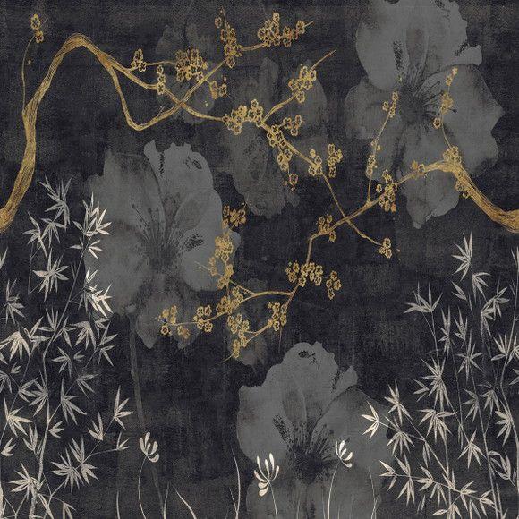 Papel de Parede Flor de Cerejeira Sakura 114A003