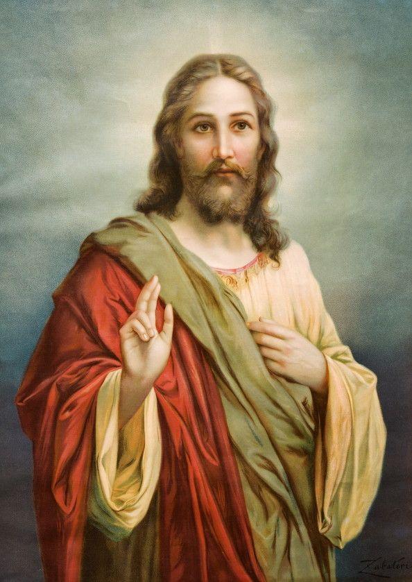 Mural de Parede Religião Jesus 443BE1