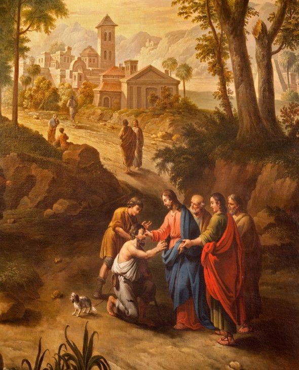 Mural de Parede Religião Jesus 42D49E