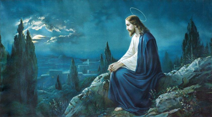 Mural de Parede Religião Jesus 42D3E0