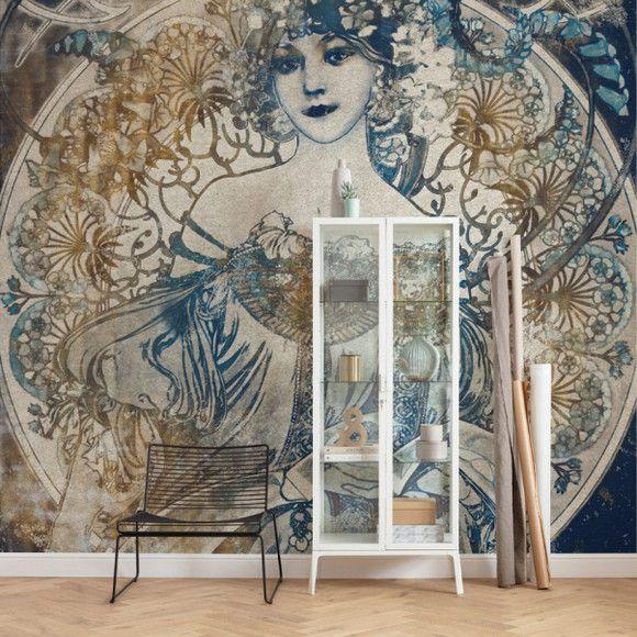 Mural de Parede Madame de Pompadour ADcorista 105AE50