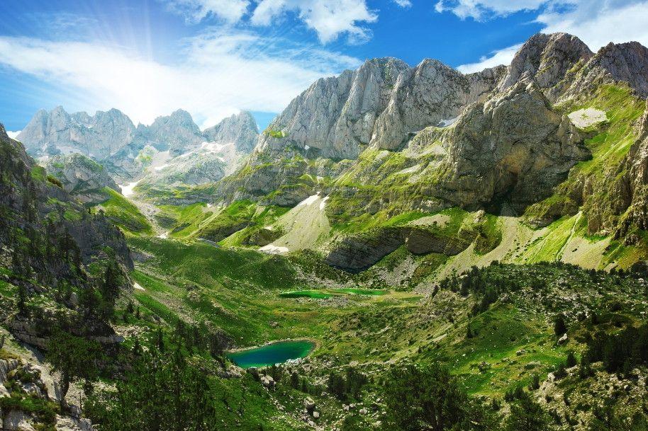 Mural de Parede Natureza Montanhas 4228B4