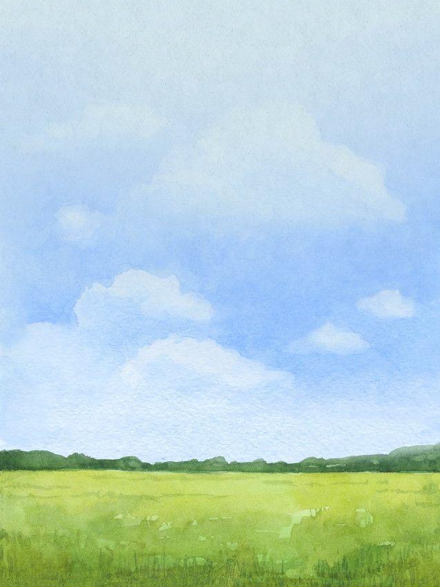 Mural de Parede Nuvens 8832A9