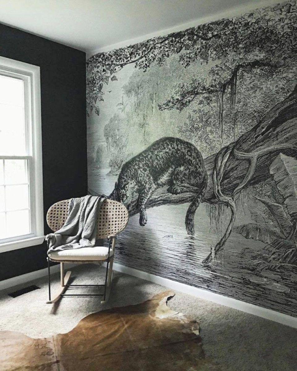 Mural Paisagens Natureza Animais DAC85C