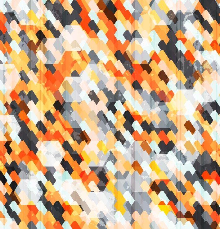 Papel de Parede Abstrato 85C0D4