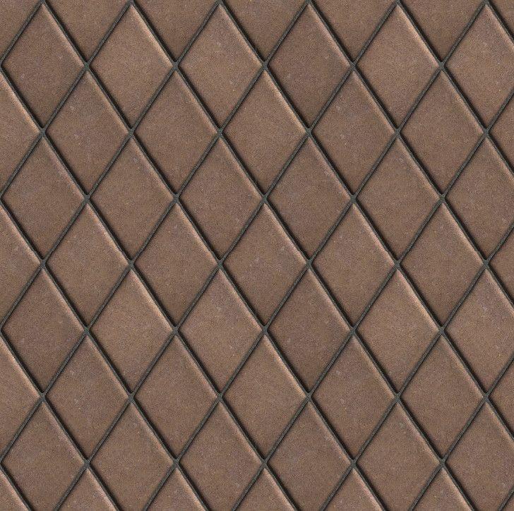 Papel de Parede Geométrico Losangos 6DE681