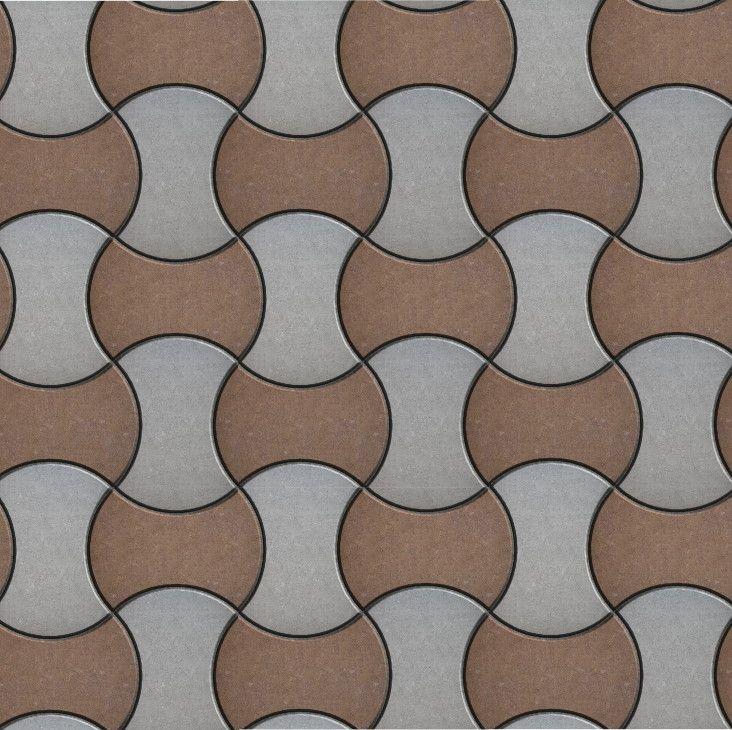Papel de Parede Geométrico Azulejos 6DE65D