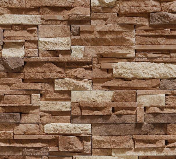 Papel de Parede Pedras Naturais 3DAC71