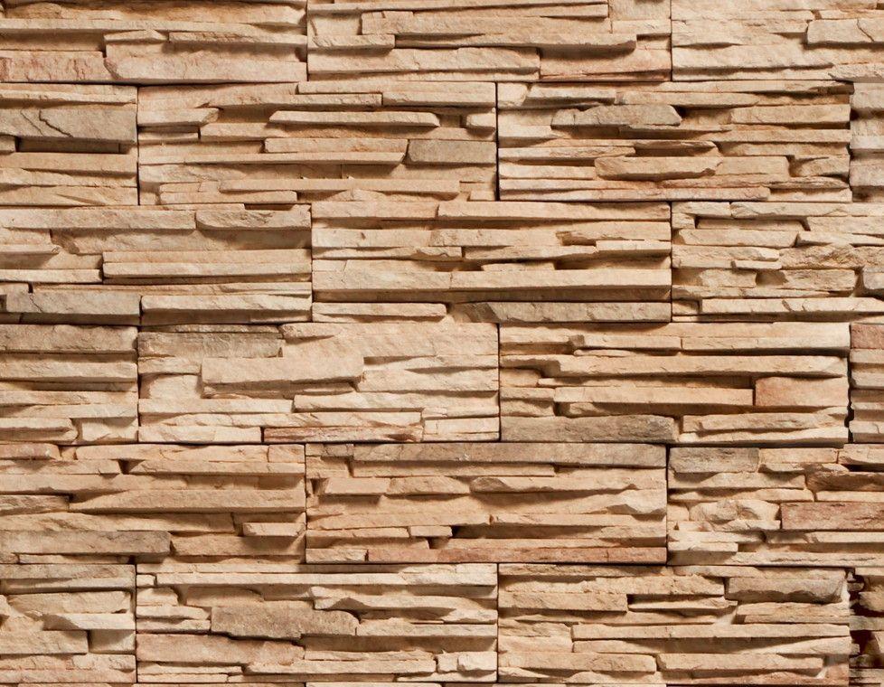 Papel de Parede Pedras Naturais 3DAC3B