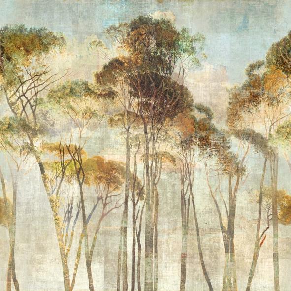 Papel de Parede Árvores Floresta ADcorista 16031B9