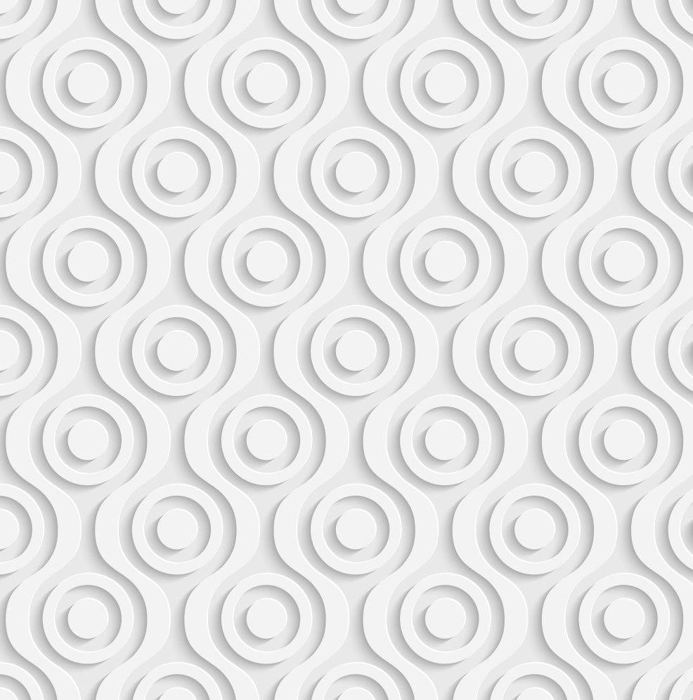 Papel de Parede Geométrico Efeito 3D 59CD8C