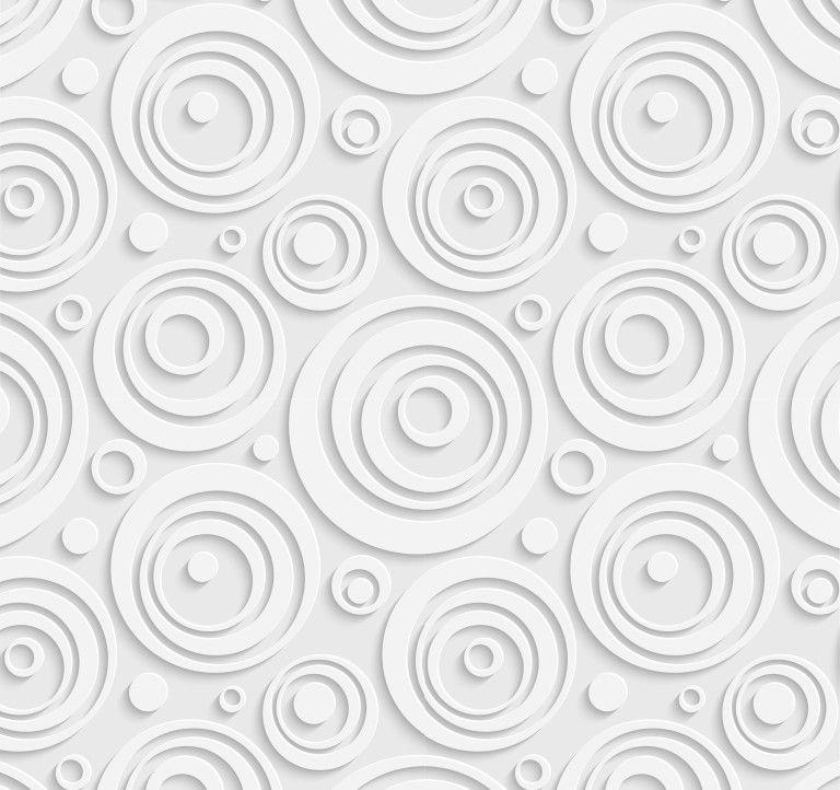 Papel de Parede Geométrico Efeito 3D 4E2A10