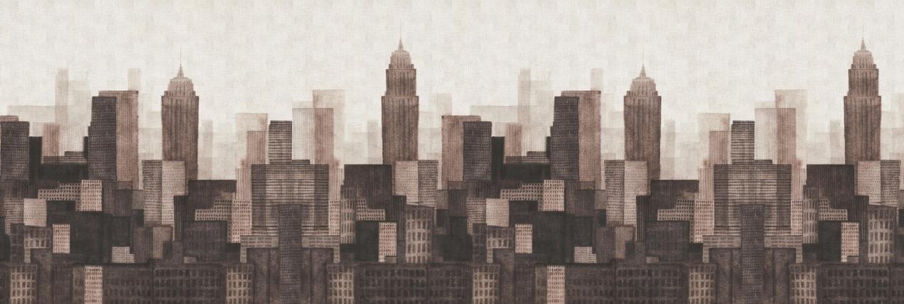 Papel de Parede Cidades Contemporâneo ADcorista 1658FFF