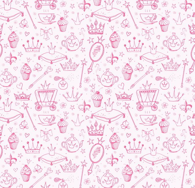 Papel de Parede Princesa 4DE73D