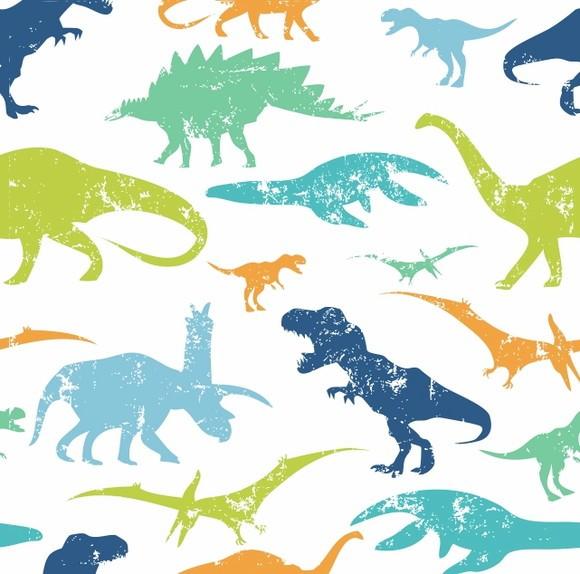 Papel de Parede Dinossauros C3754A