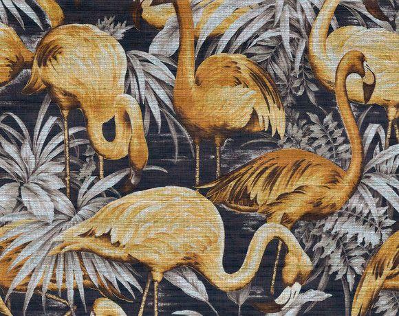 Papel de Parede Flamingos 121F5B2