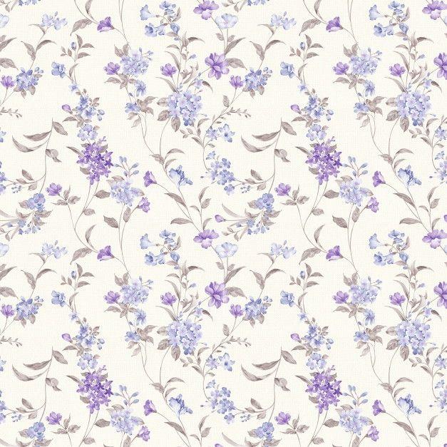 Papel de Parede Flores Floral 66F51C