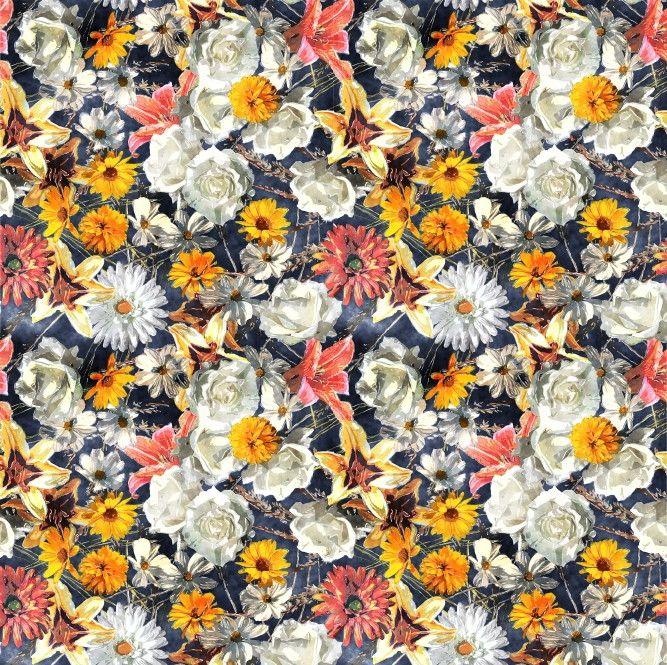 Papel de Parede Flores Floral 662E08