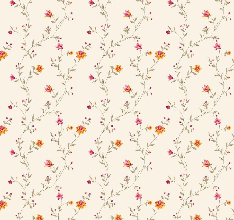 Papel de Parede Flores Floral 5B24EA