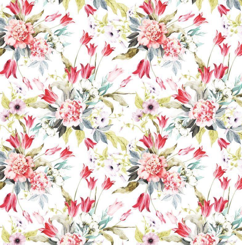 Papel de Parede Flores Florais 4E2A23