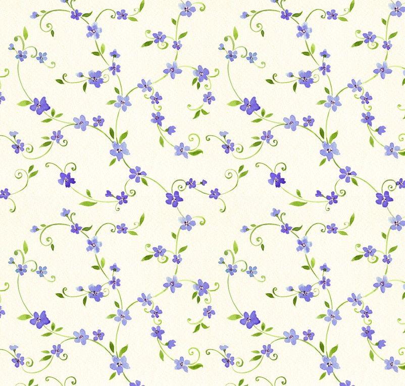 Papel de Parede Flores Florais 4B2499
